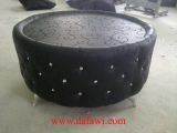 الإسم: طاولة وسط جلد دائري  الوصف: طاولة وسط جلد دائري  عدد الزيارات: 4231
